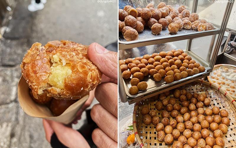 Bánh rán ngọt Hà Nội - số 5 Lương Ngọc Quyến