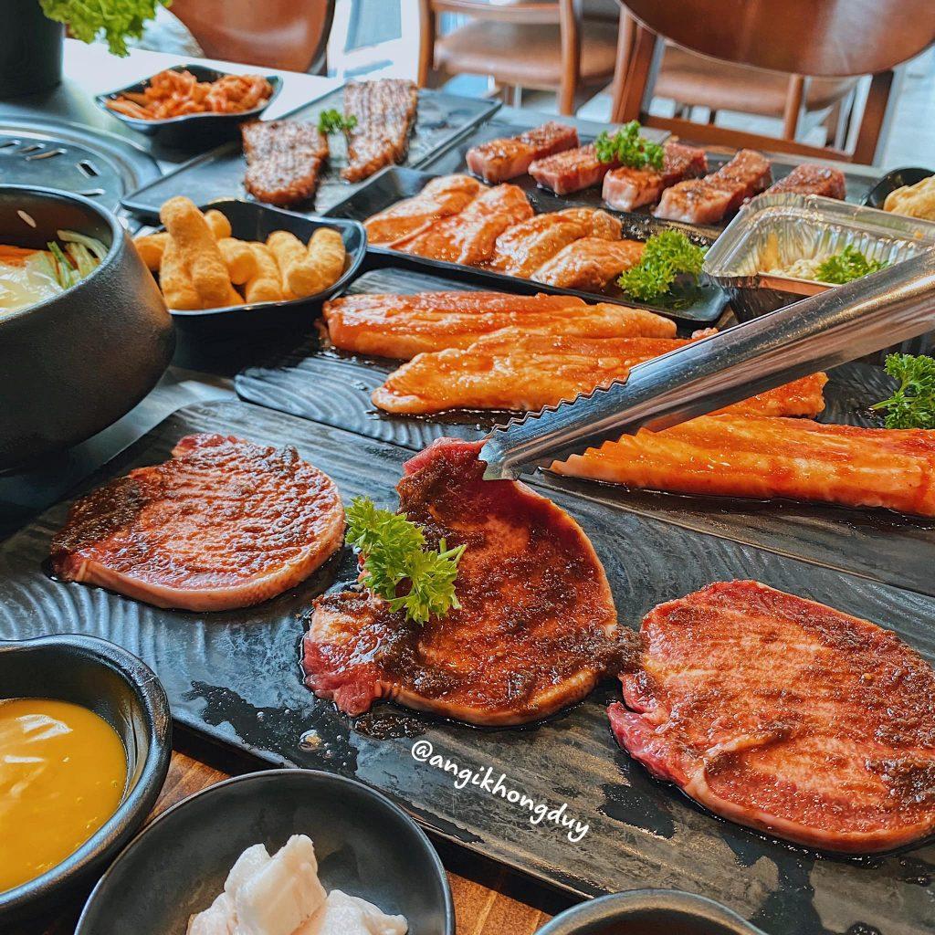 buffet da nang gabo