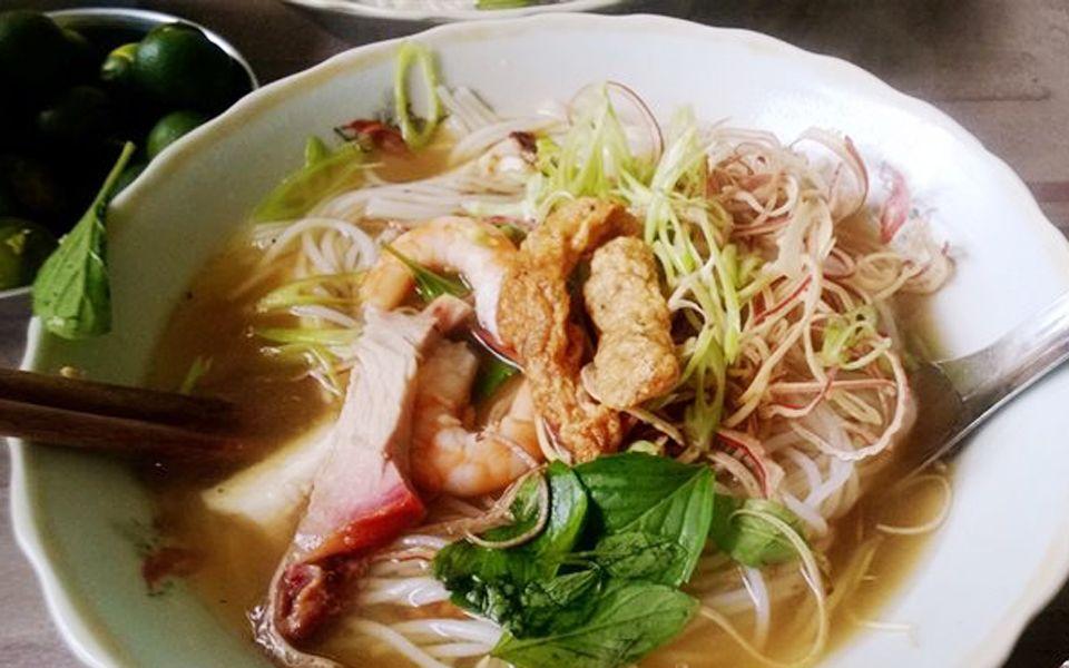 bun mam Hue Vien