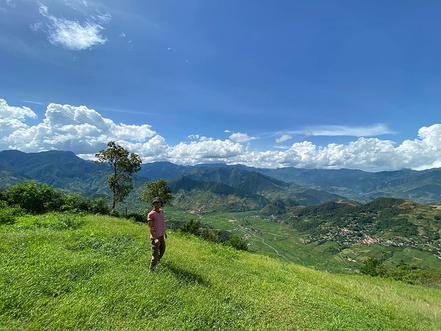 Đèo Khau Phạ - tour Mù Cang Chải 2 ngày 1 đêm