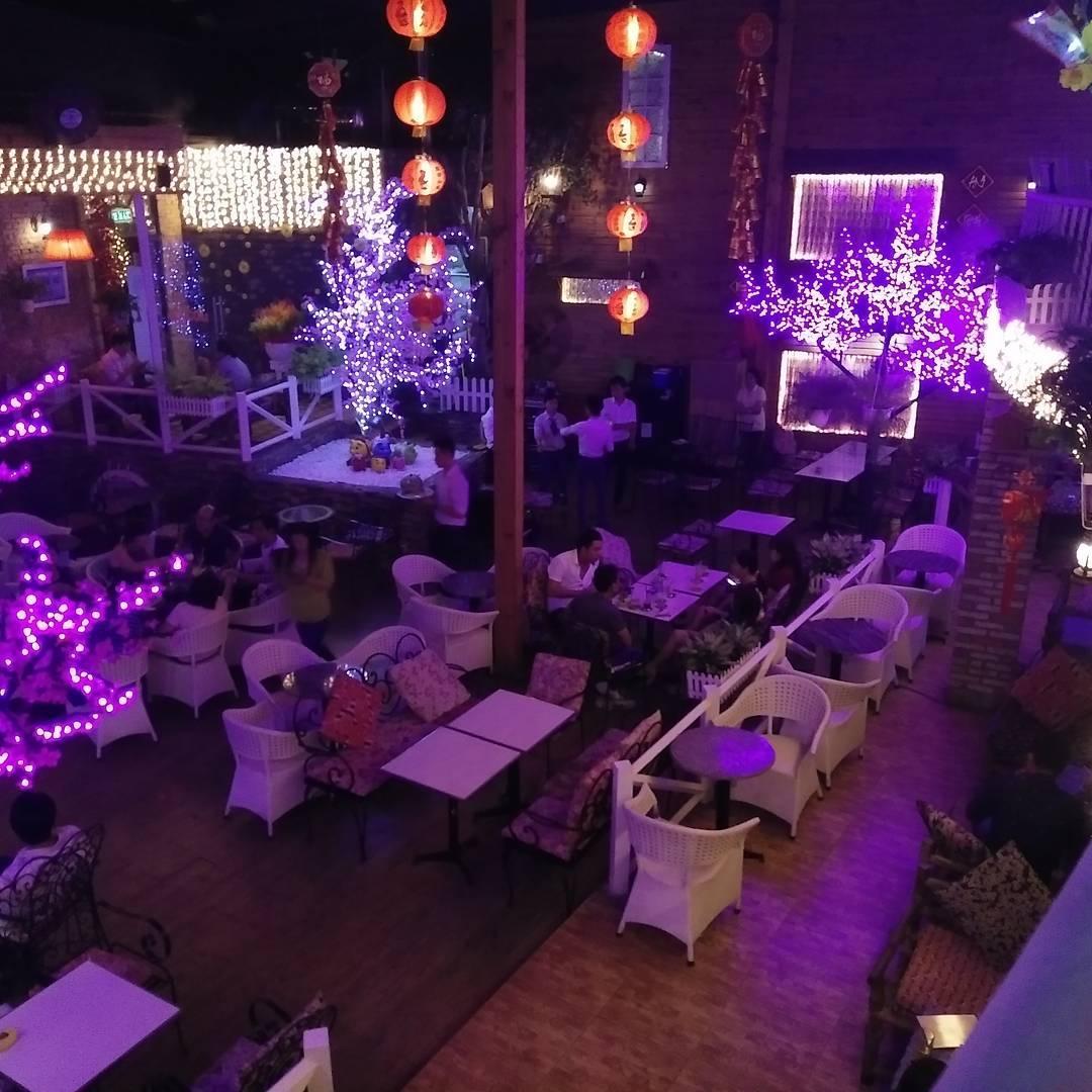 Cafe Đà Lạt Phố - quán cà phê quận 6