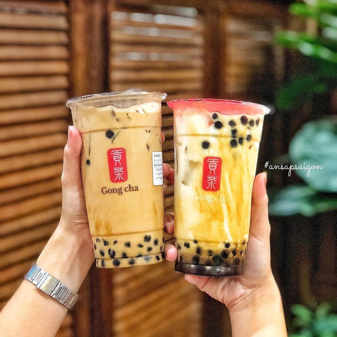 Trà sữa Cần Thơ - Gong Cha