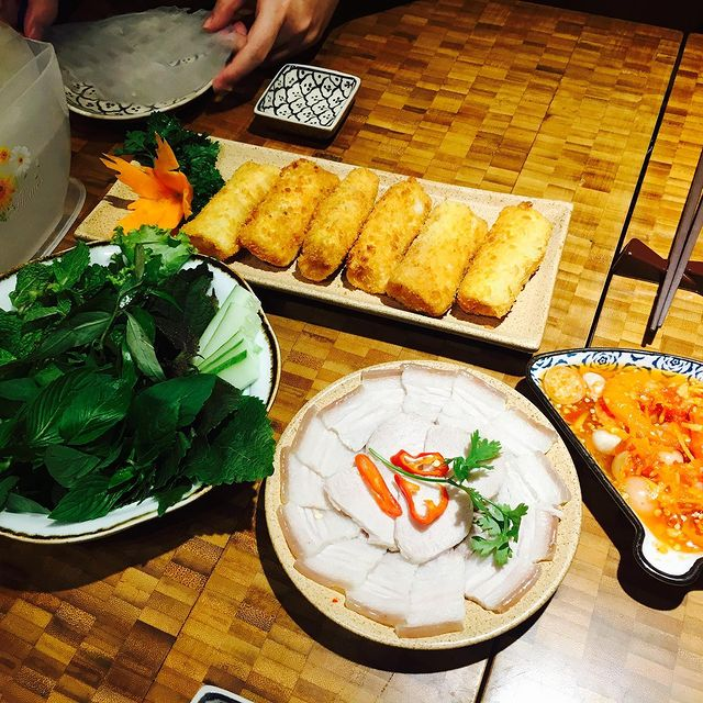 Hoàng yến cuisine - quán ăn gia đình quận 7