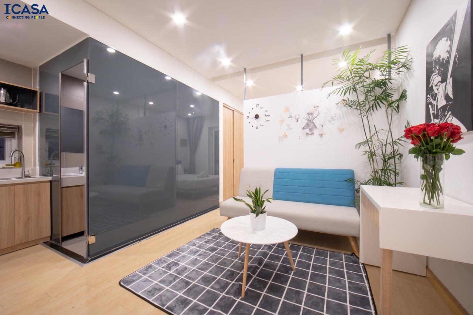 icasa serviced apartment hcm-