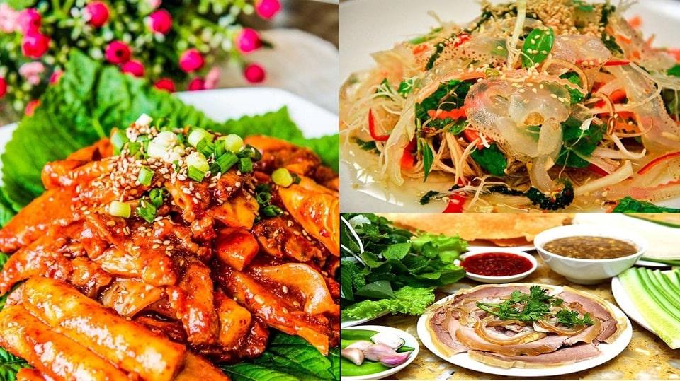 Nhà hàng Sông Quê 2 - quán ăn gia đình quận 7