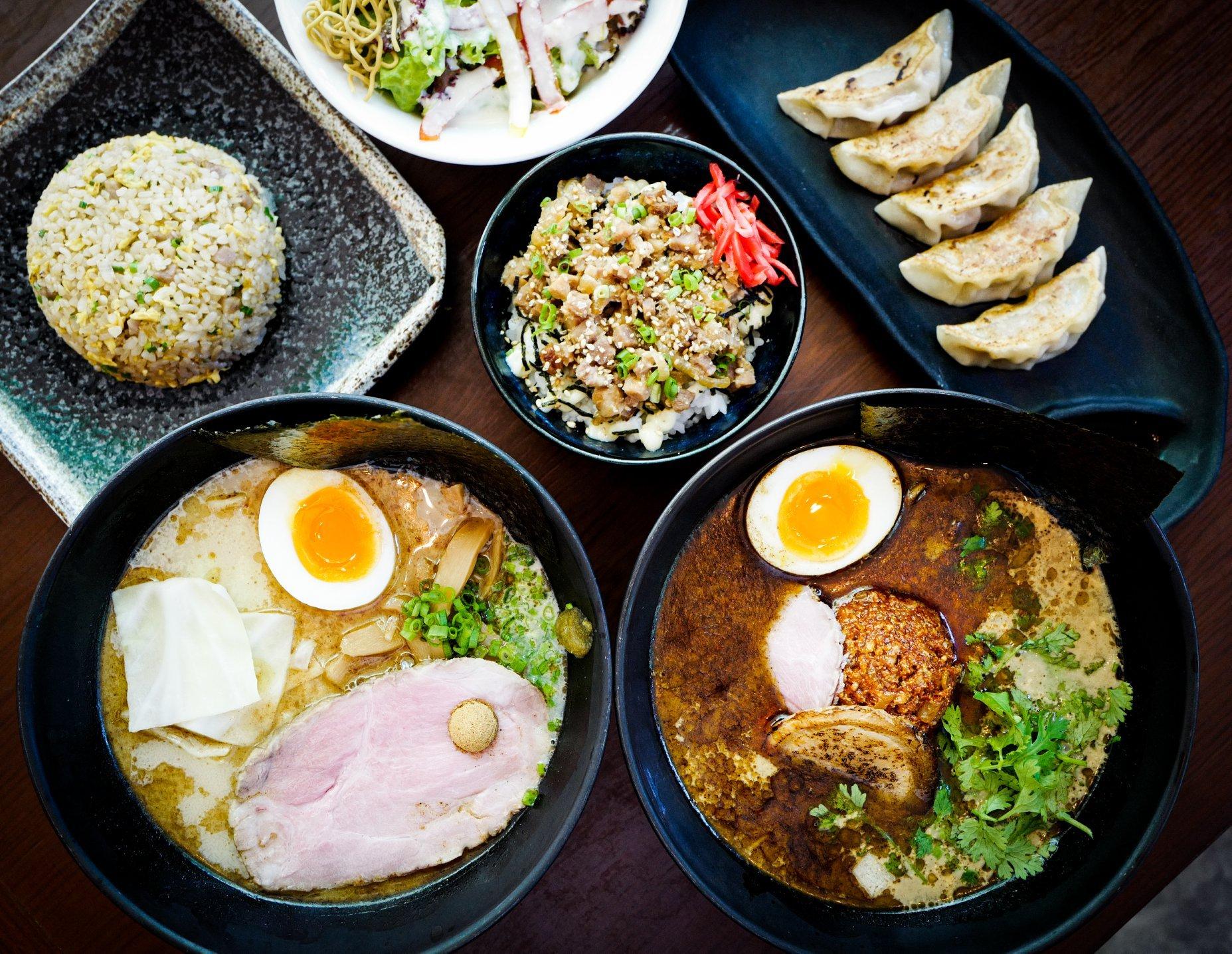 IPPUDO nhà hàng nhật quận 7 chuyên các món mỳ ramen