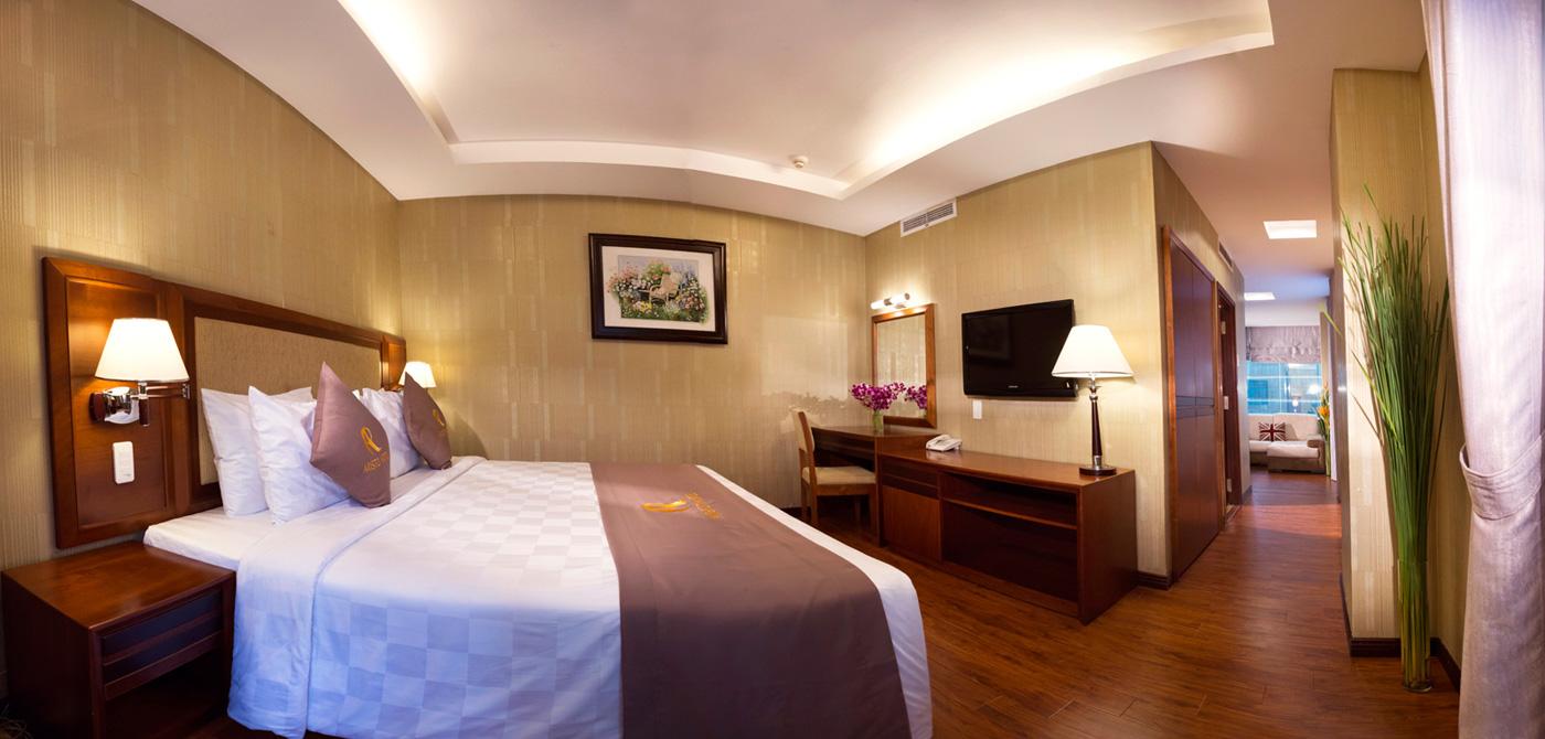 khach sạn quan 3 aristo hotel