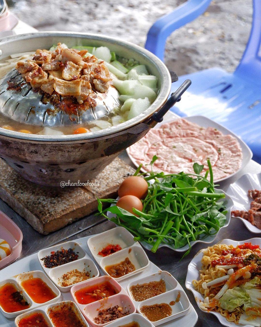 lau nuong thai lan
