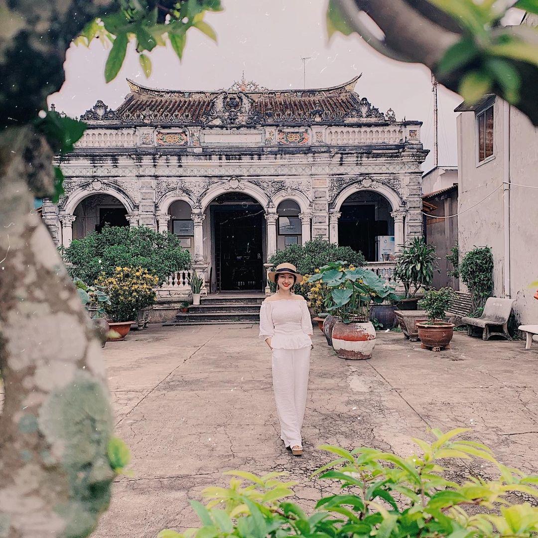 Nhà Cổ Huỳnh - địa điểm du lịch Đồng Tháp
