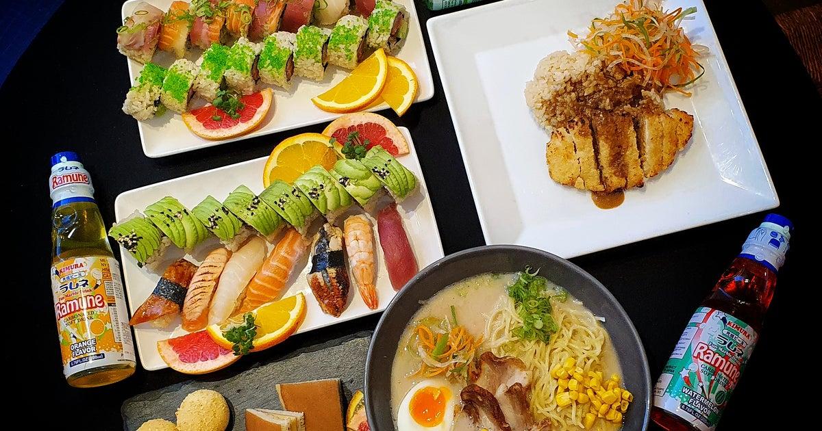Shinsen Sushi - nhà hàng quận 8