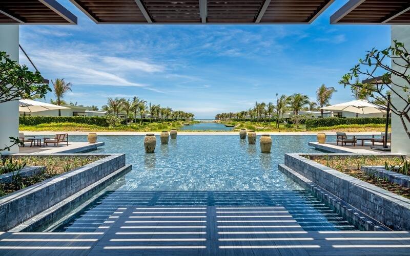 Beach Riverfront Pool Villa