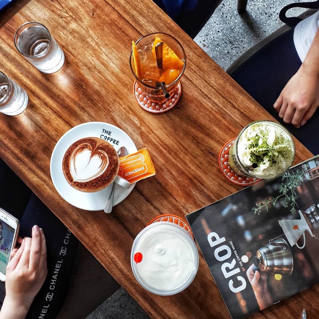 The coffee house - quán cafe quận 11