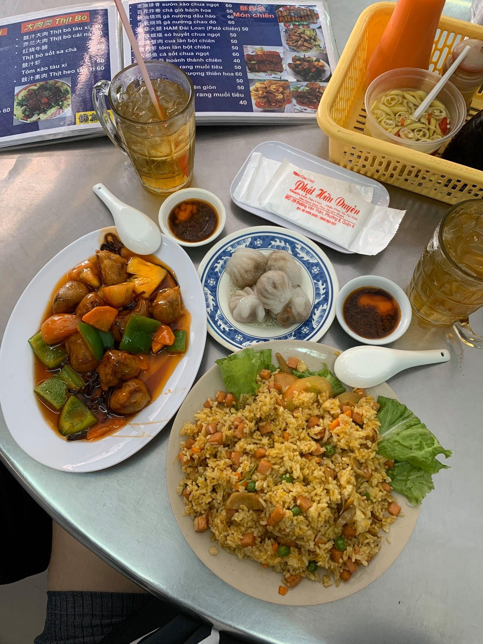 quan chay Phat Huu Duyen