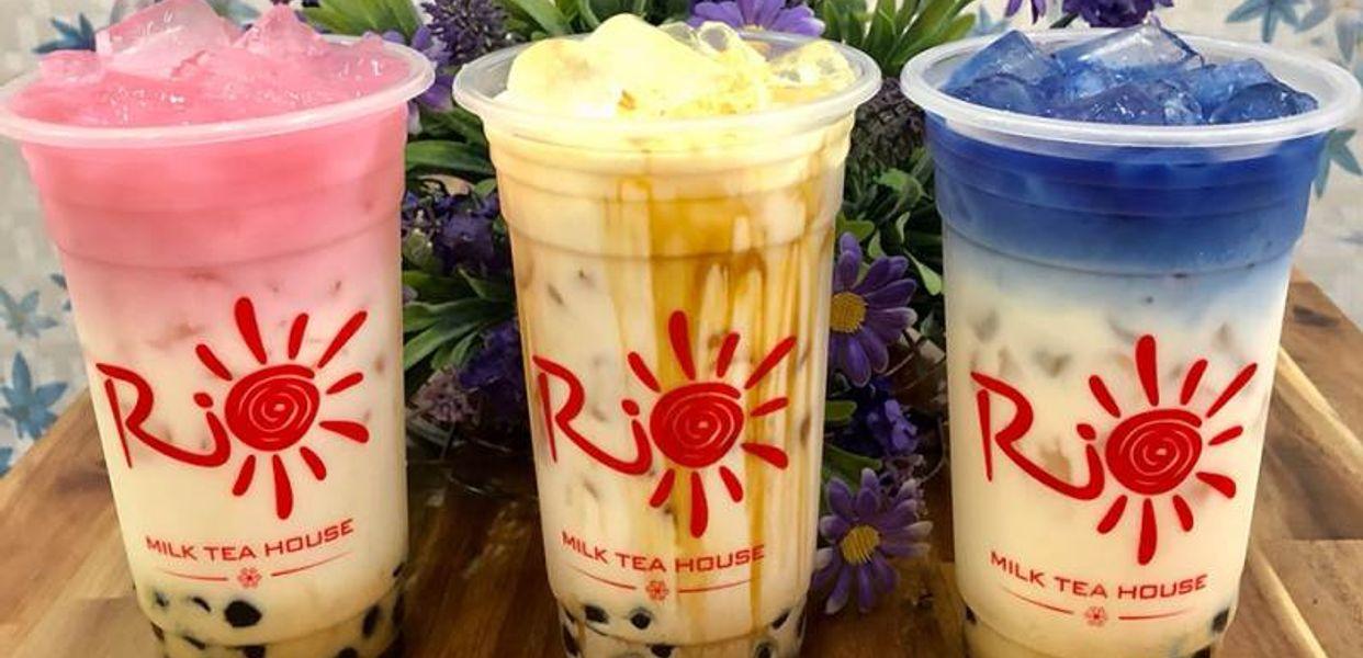 trà sữa Rio