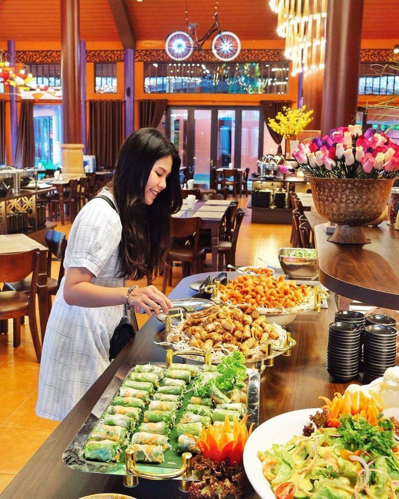 sunworld buffet da nang