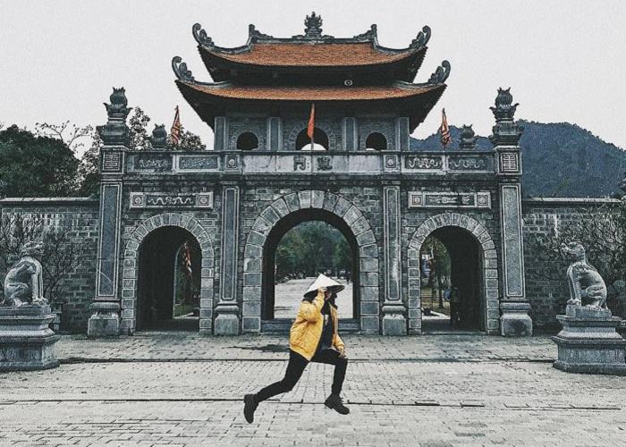 Cố đô Hoa Lư - tour Hà Nội Ninh Bình 1 ngày