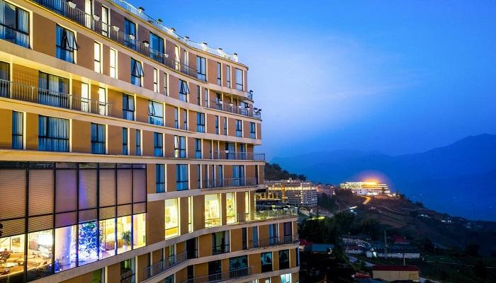 Khách sạn 4 sao trong tour du lịch sapa 3 ngày 2 đêm