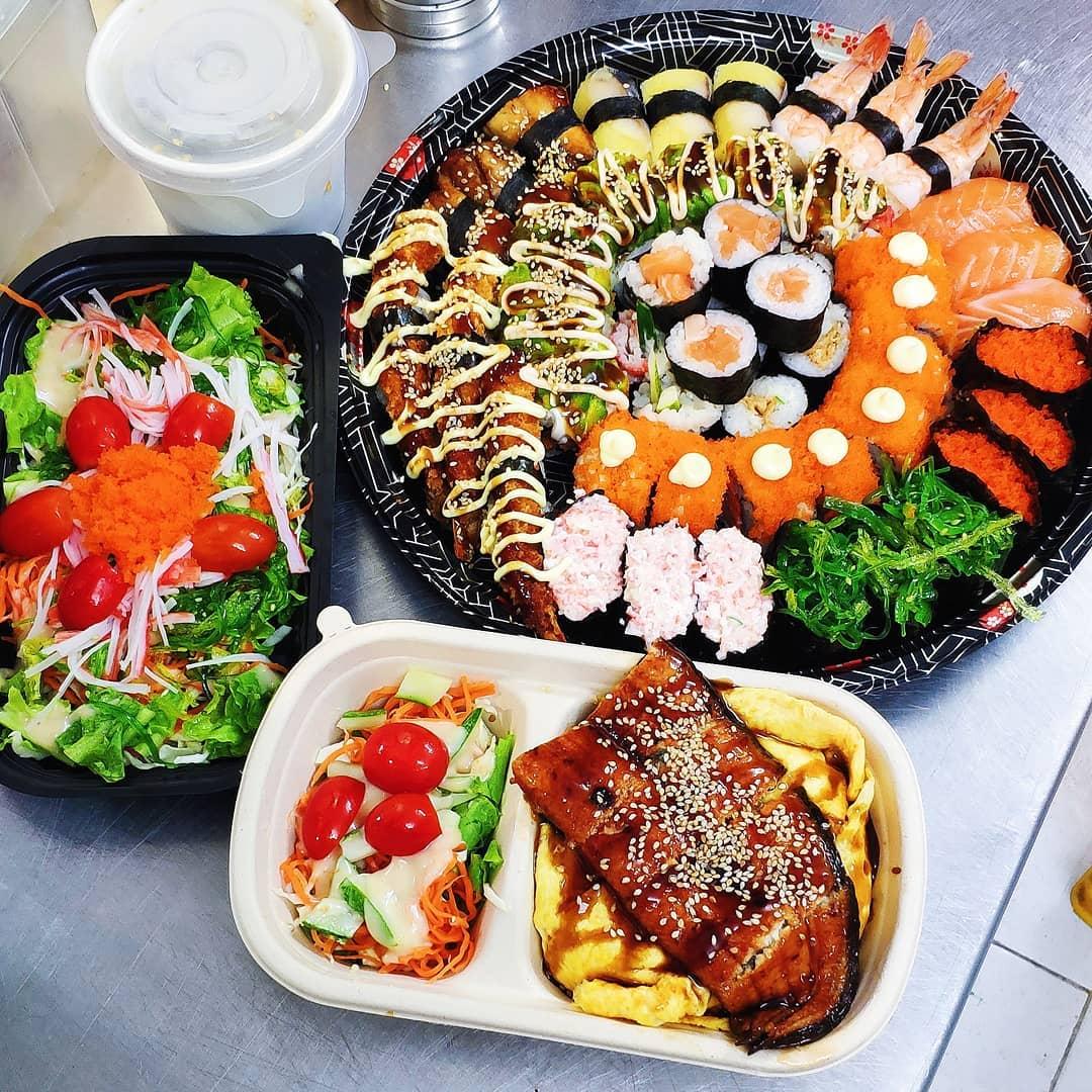 tram sushi
