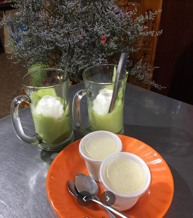 yaourt Da Lat quan Thanh Thao