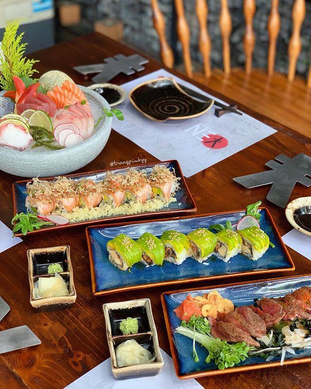 yen sushi & sake - sushi quận 3