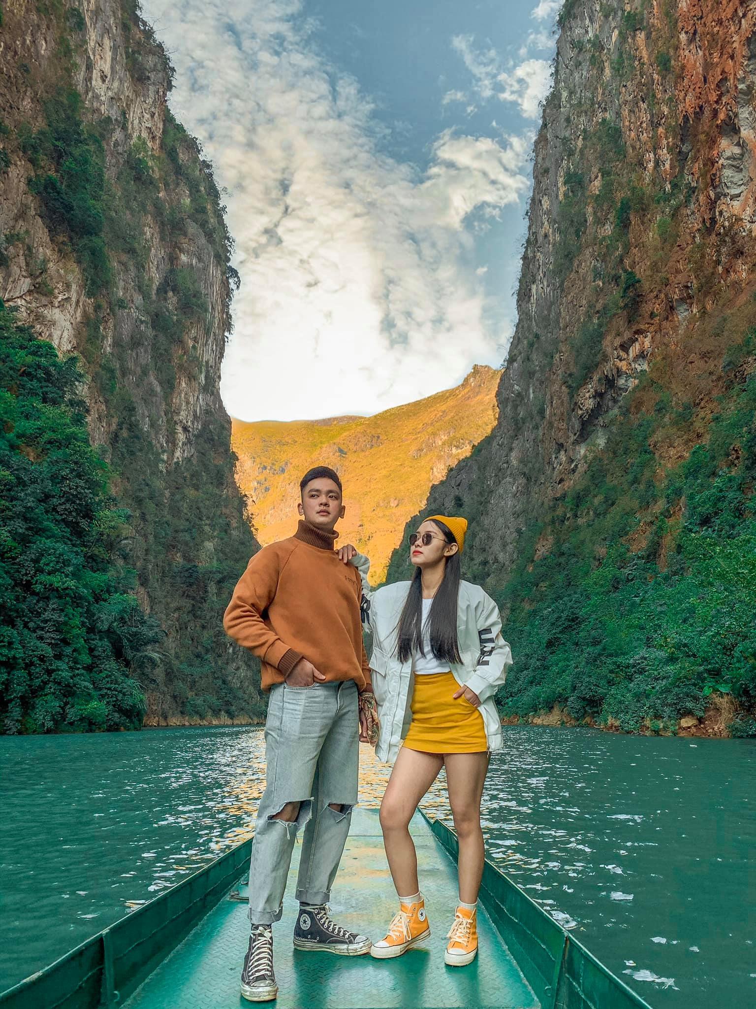 Lịch trình Hà Giang 3N2Đ - sông Nho Quế