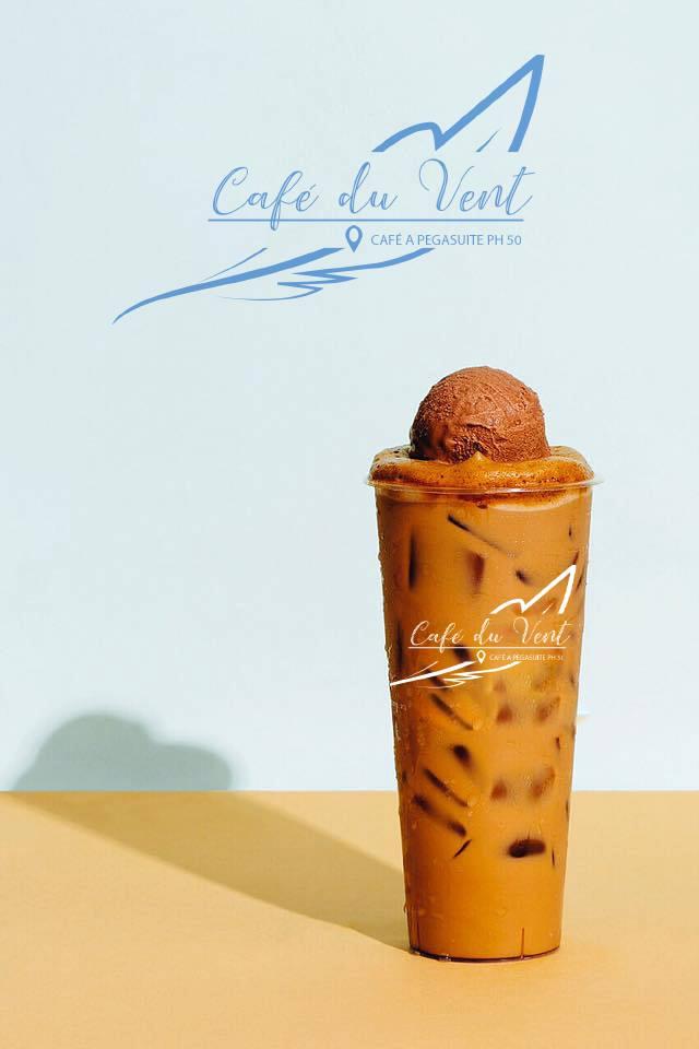 Vent Cafe Shop - The Pegasuite 1 do uong