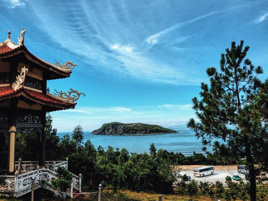 Vũng Chùa Đảo Yến - Tour Quảng Bình 3 ngày 2 đêm