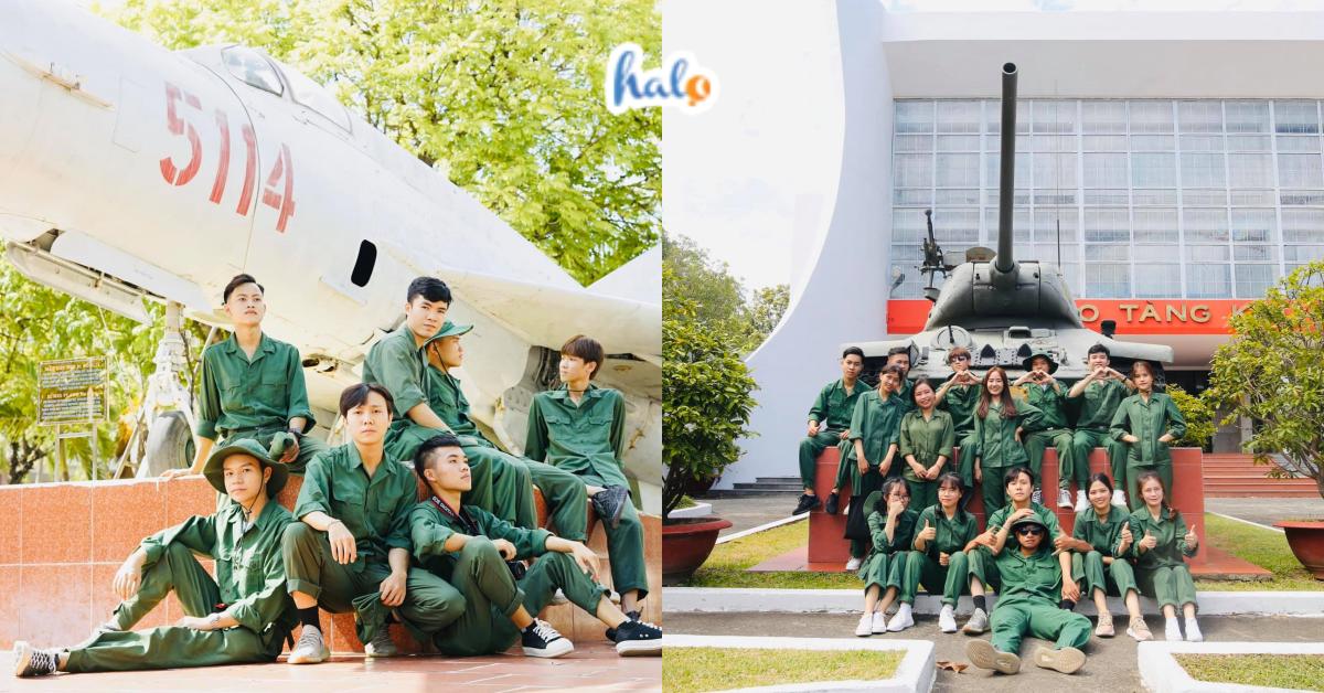 Bảo tàng Quân khu 5 đà nẵng