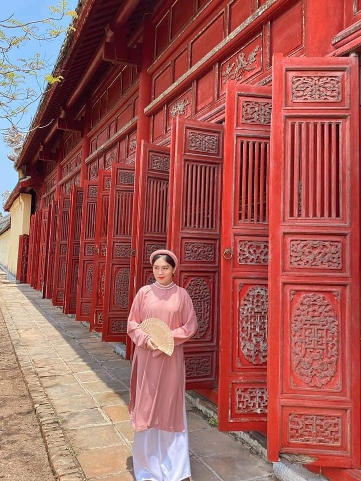 Đại Nội Huế - góc check in Huế