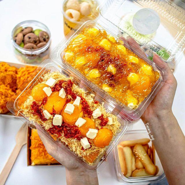 Tiem Happy Cake banh bong lan trung muoi Da Nang