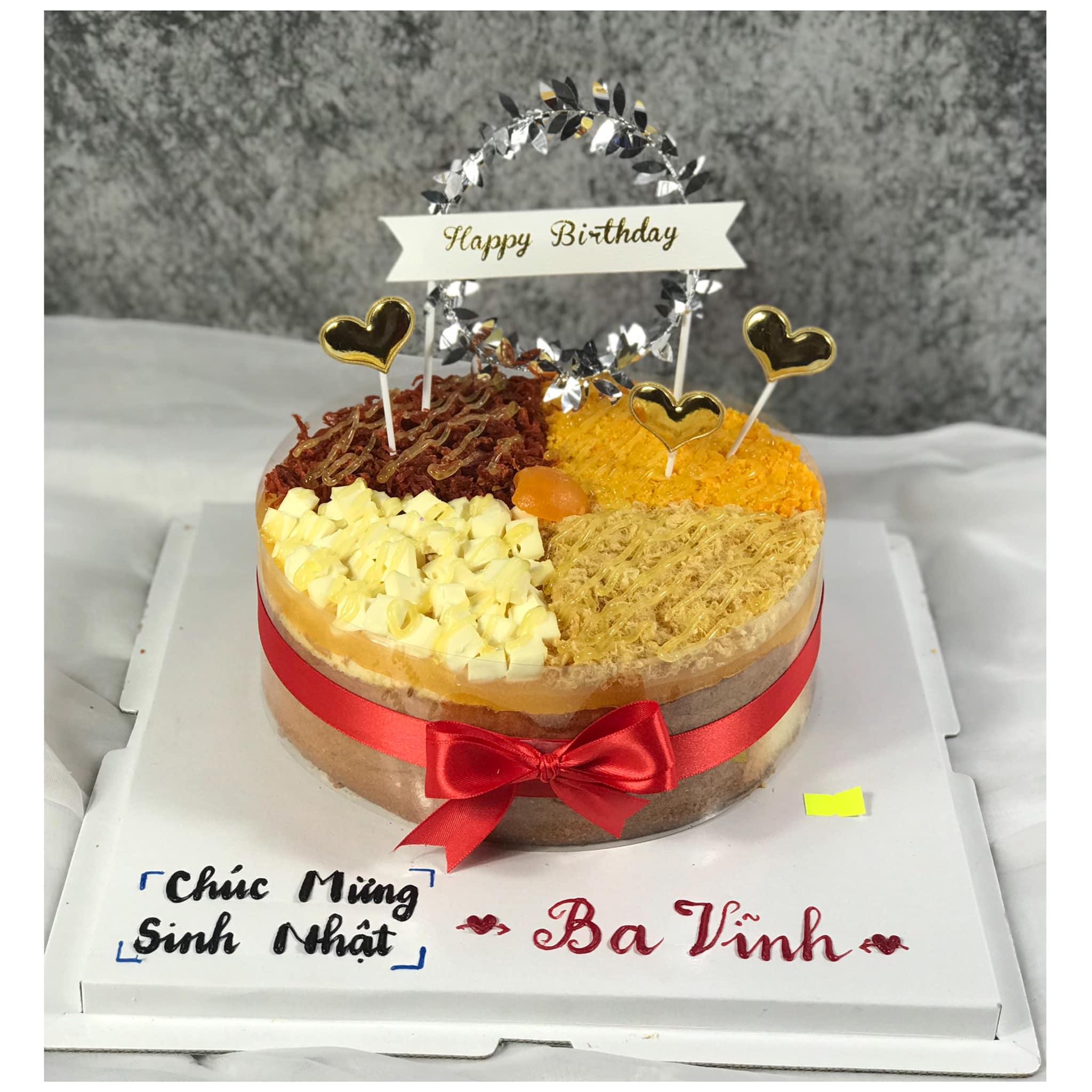 banh BLTM Cake Crush
