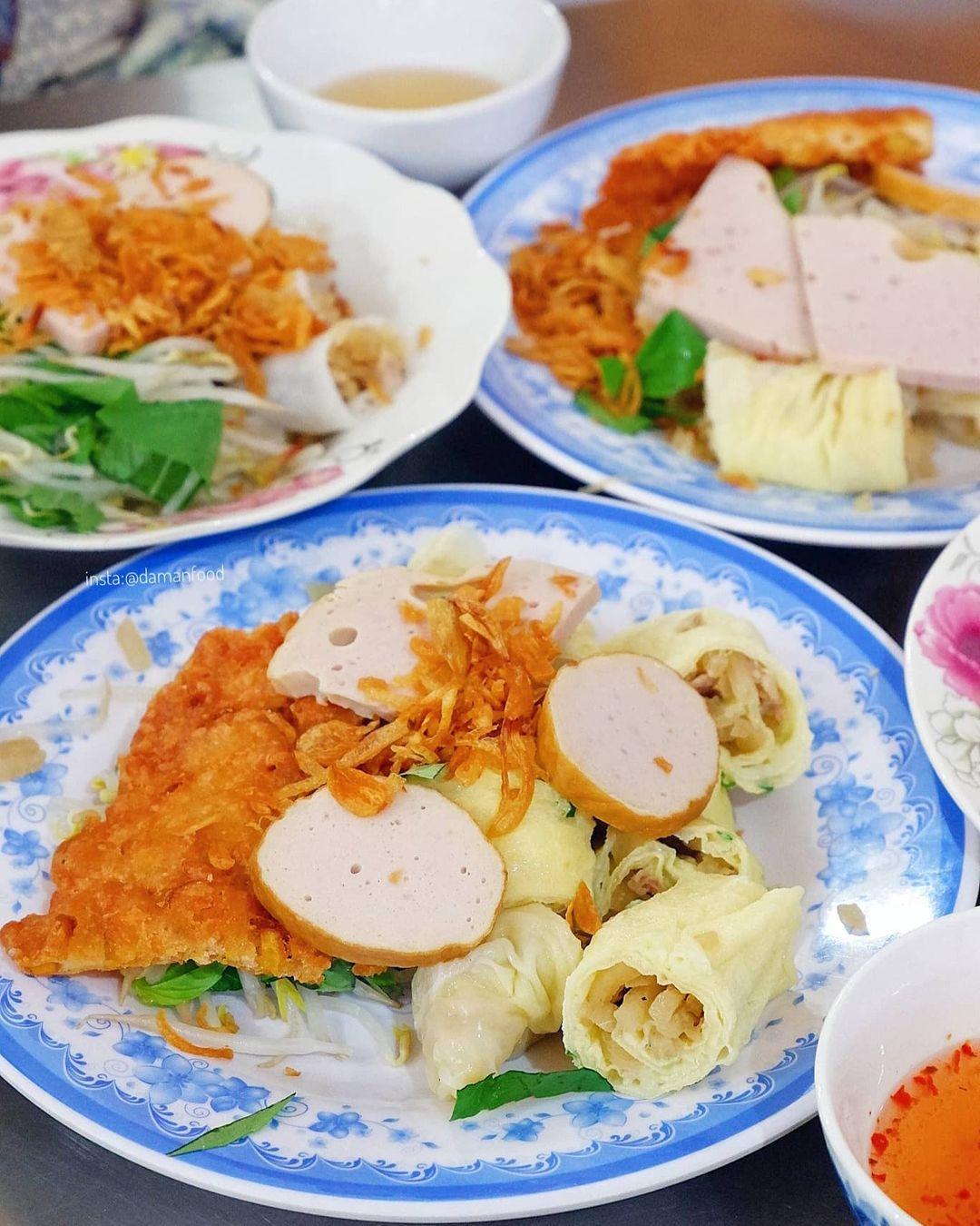 banh cuon Minh Tu