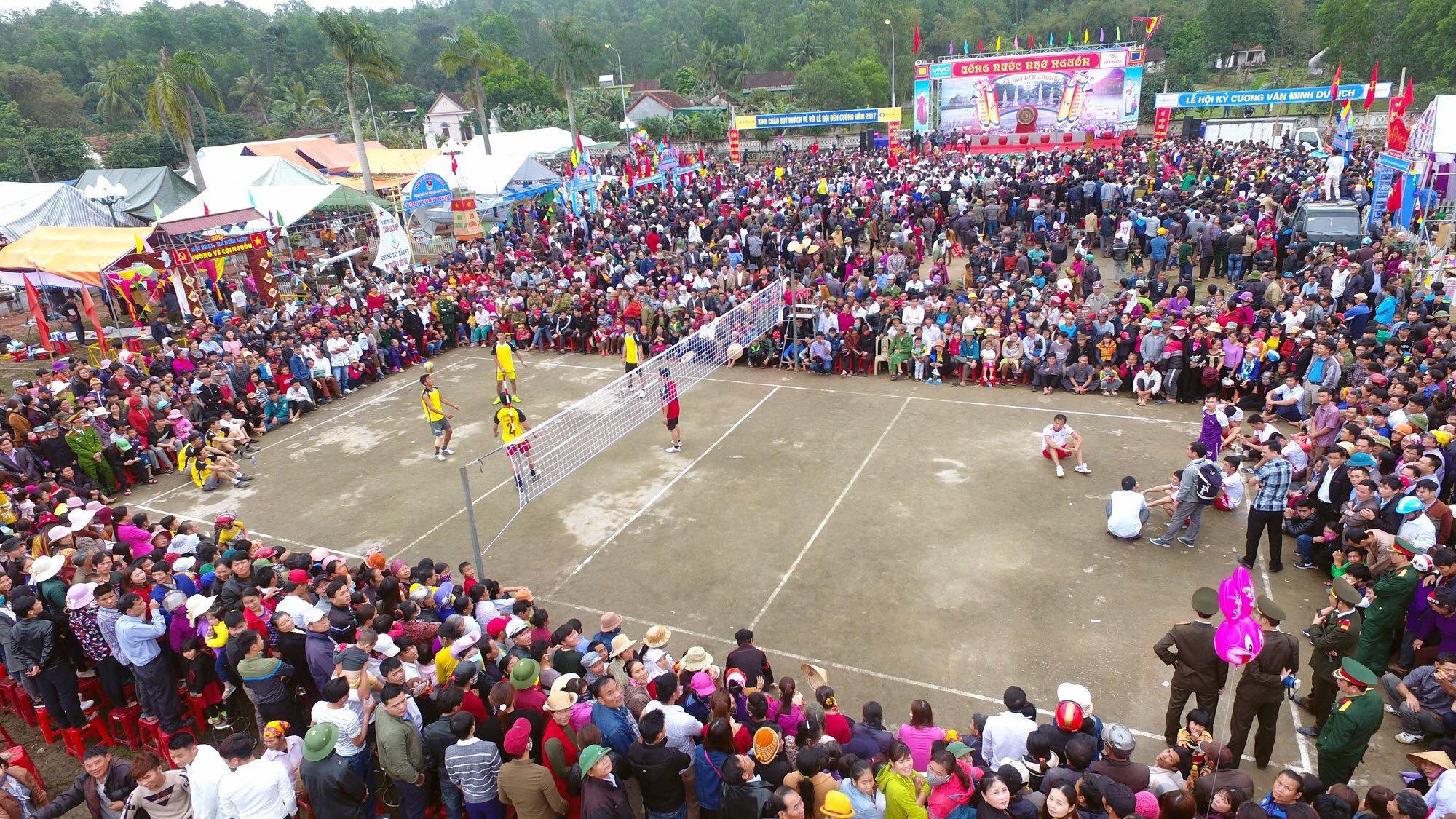 Các hoạt động tại lễ hội