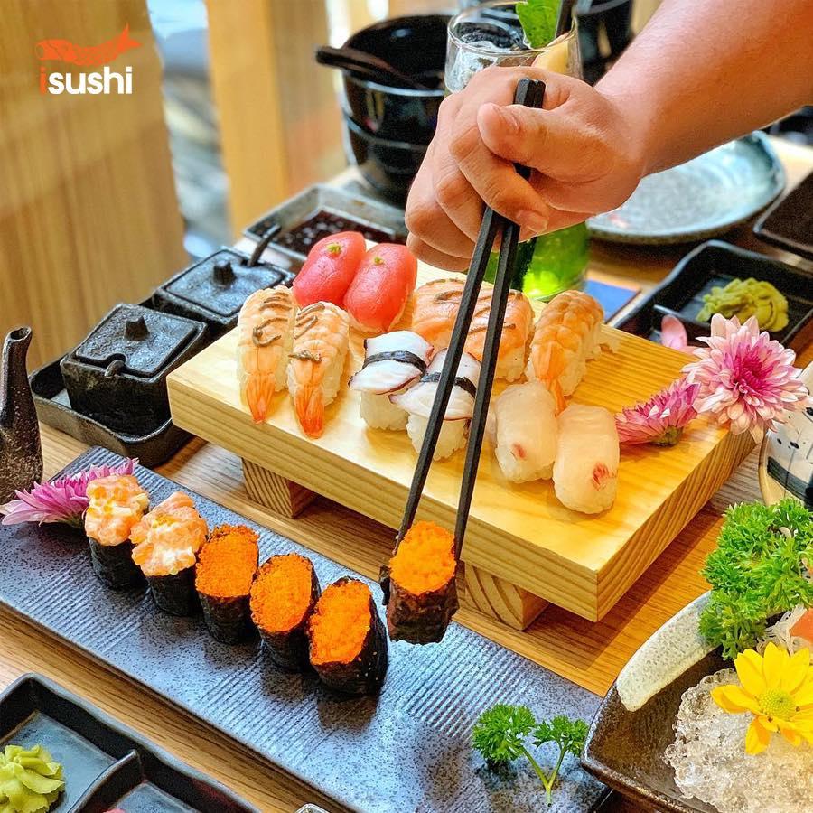 sushi hap dan