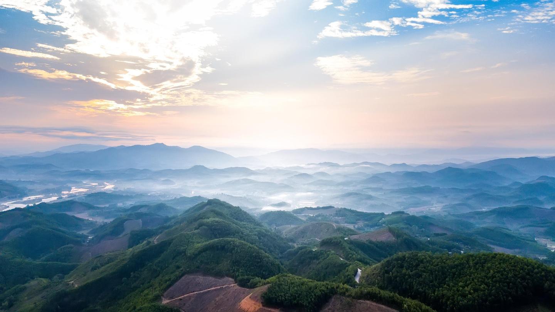 núi ấn sông trà 6