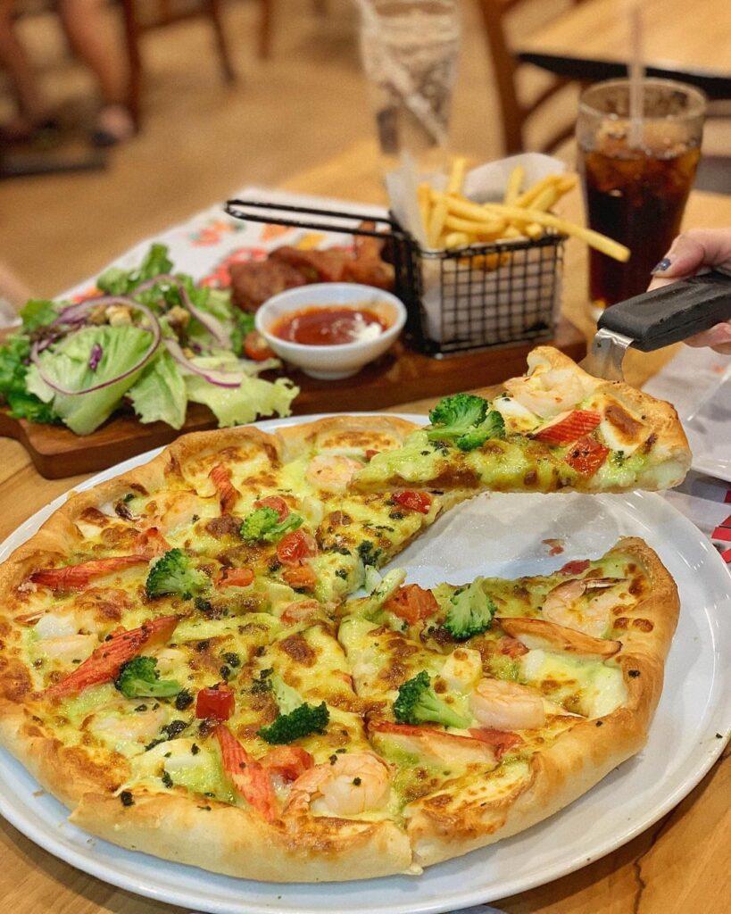 pizza company nguyen son hai san