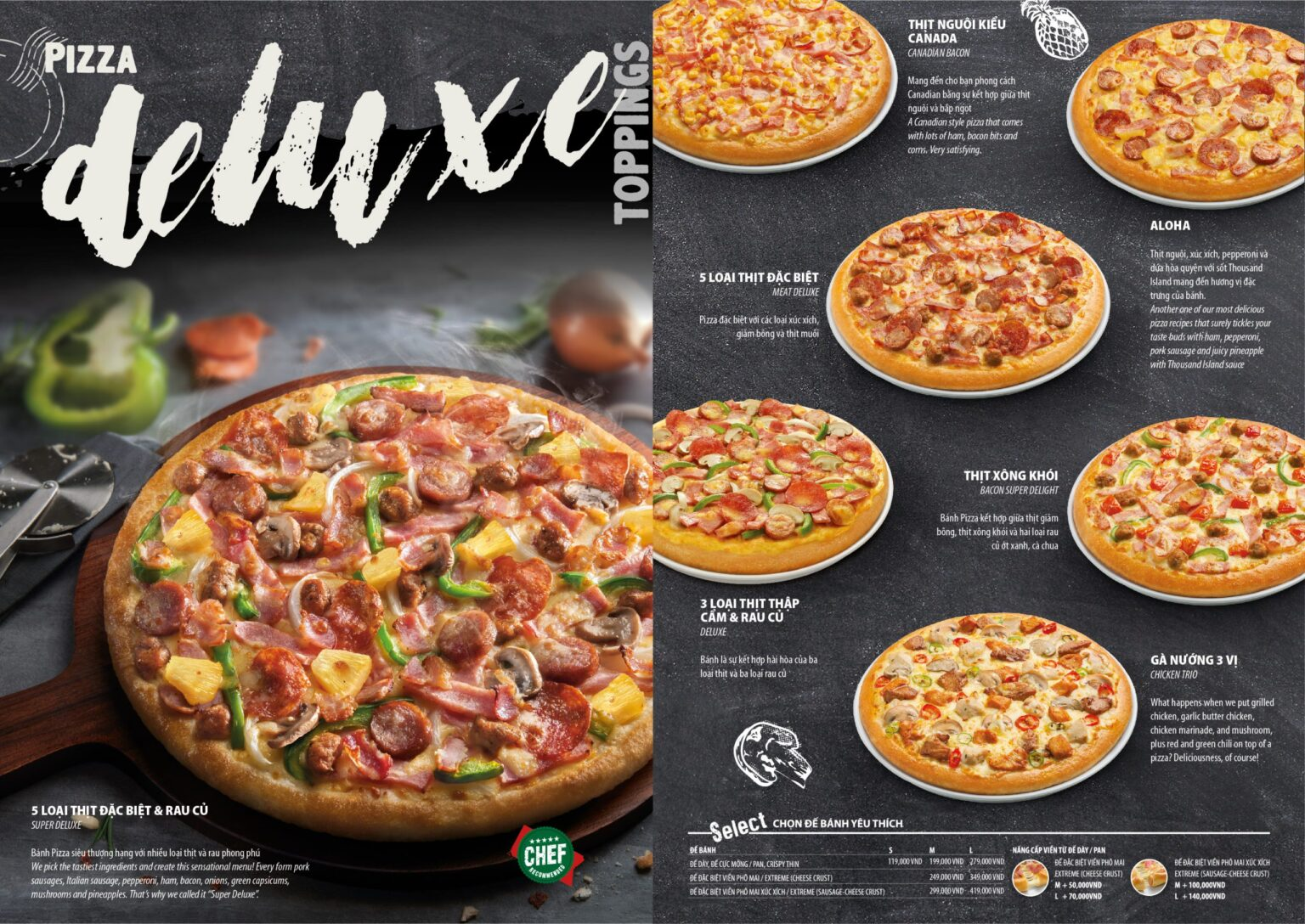 pizz company nguyen son