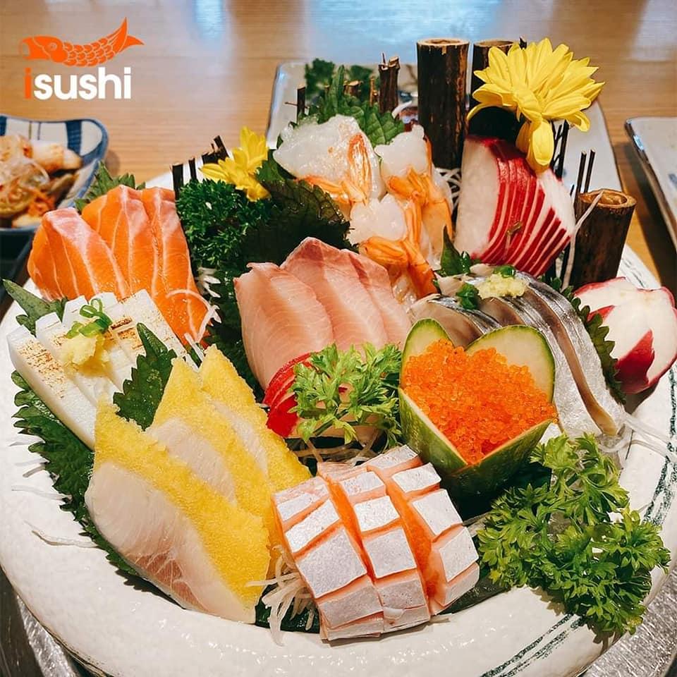 sashimi tuoi ngon